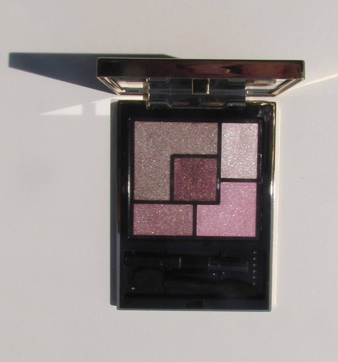 YSL Couture Palette #7 Review & Swatches