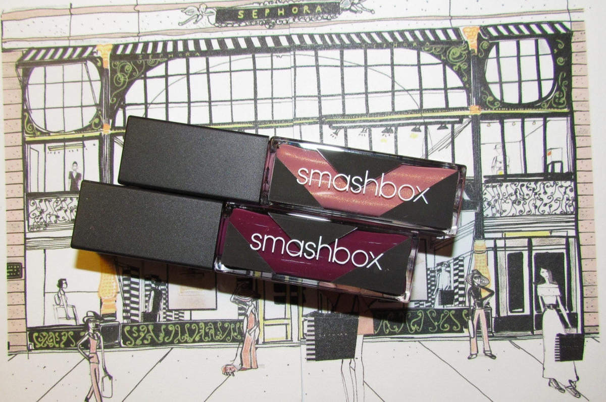 Legendary Lips with new Lip Lacquers from Smashbox