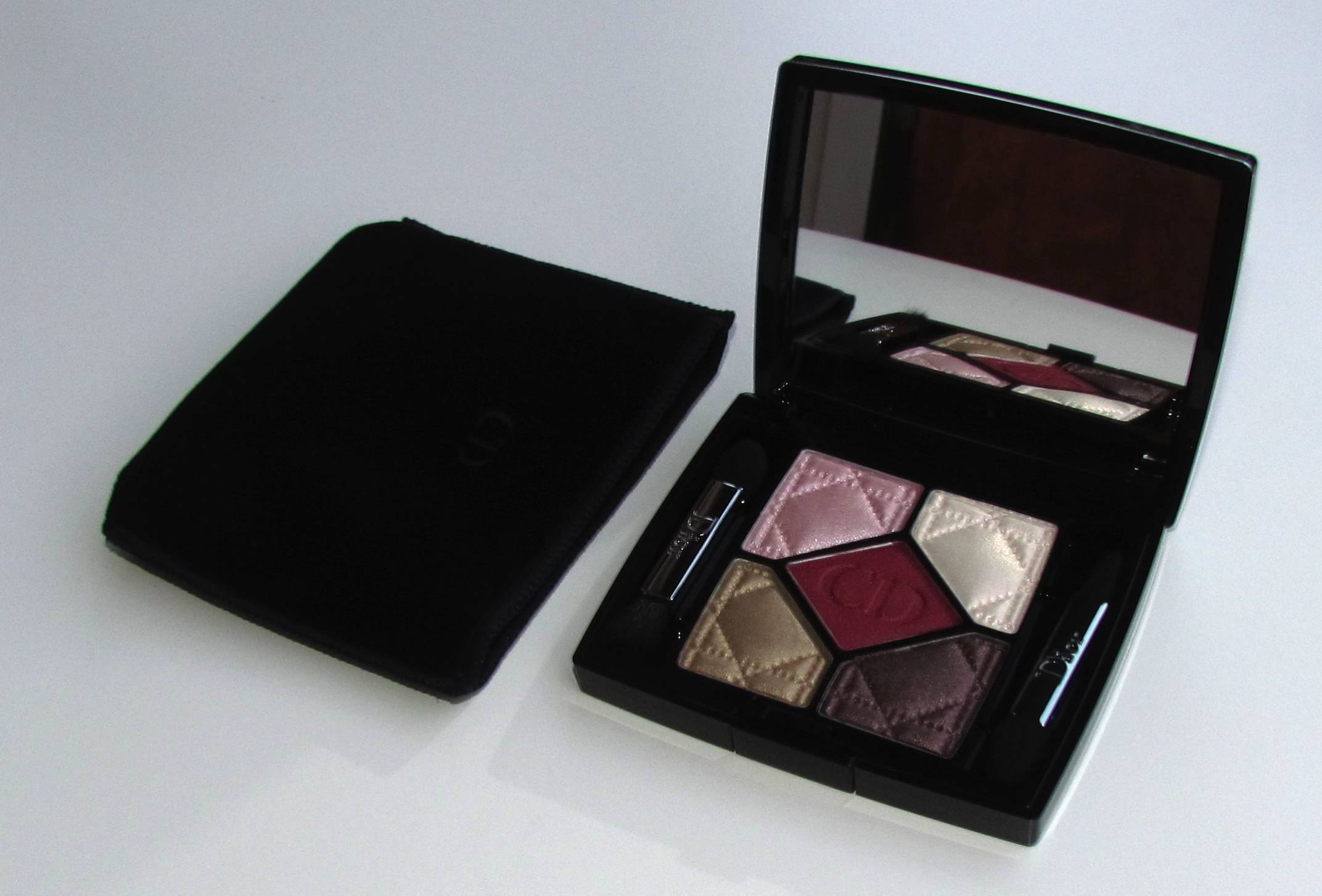 Dior 5 Couleurs Palette In Trafalgar Review And Swatches Daily