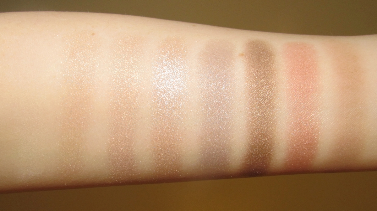 Stila Spirit Palette Review And Swatches Daily Pretties